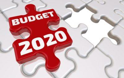 Budget 2020 – Fact Sheets